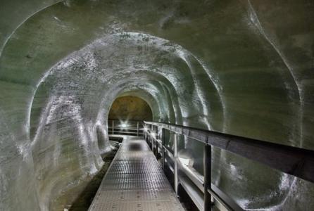Dobdinská ladova jaskyna