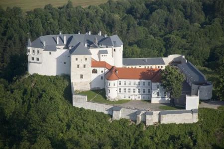 Hrad lupca Nizke Tatry