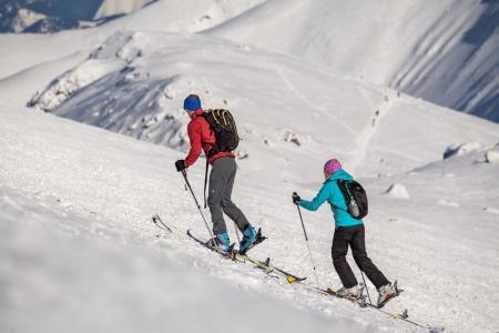 Skialpinizmus Nizke Tatry